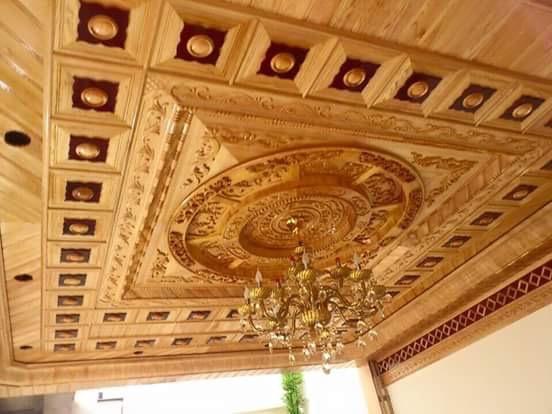 Kết quả hình ảnh cho trần gỗ chat luong cao